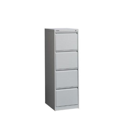 Függőmappa-tároló szekrény 4 fiókkal