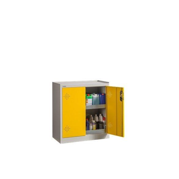 MB Vegyszer- és méregtároló szekrény 2 tálcával 930x500x1000 mm