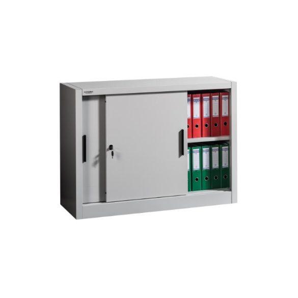 Tolóajtós szekrény 1 polccal 1200x450x900 mm
