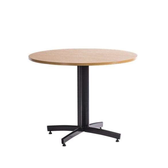 4 személyes kör étkezőasztal  ( ⌀ 900 mm)