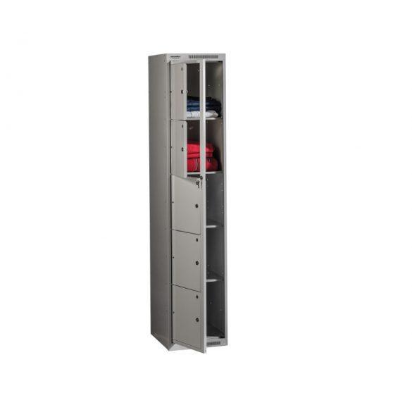 Munkaruha kiadó szekrény 380x450x1820 mm
