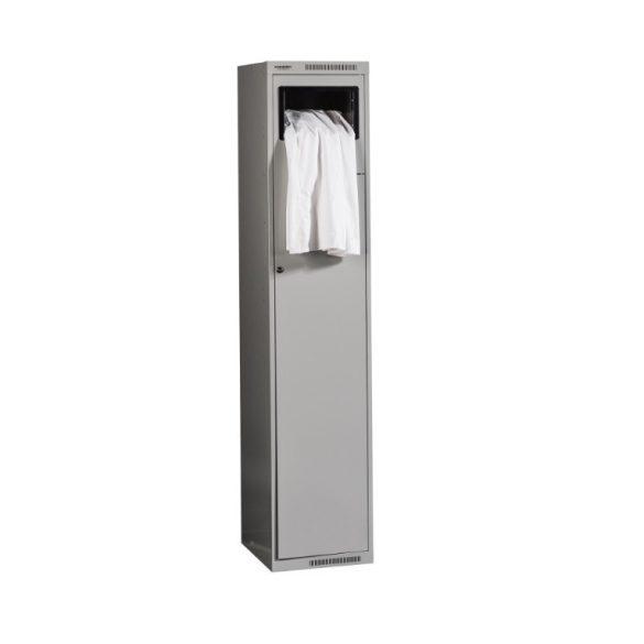 Munkaruhagyűjtő szekrény 380 x 450 x 1820 mm