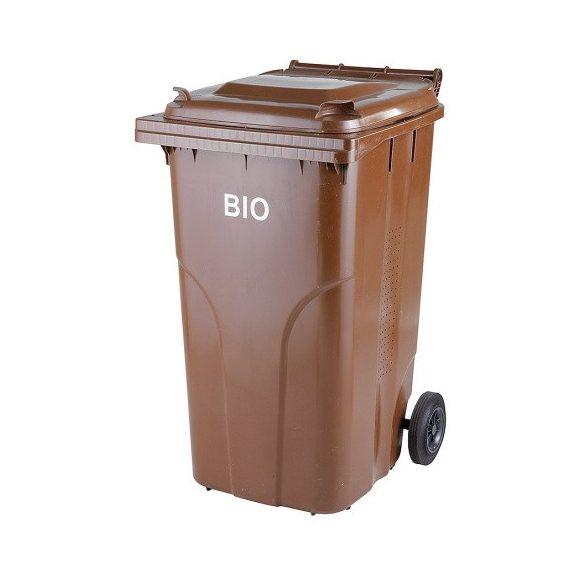240 literes BIO hulladékgyűjtő rosttal