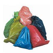 240 literes műanyag hulladékgyűjtő zsák