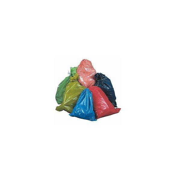 70 literes műanyag hulladékgyűjtő zsák
