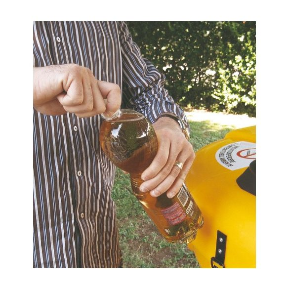 Olajtartály használt, háztartási olajhoz 200 L