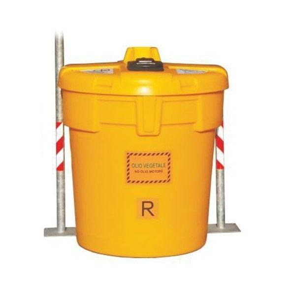 Olajtartály használt, háztartási olajhoz-240 l