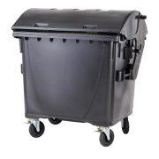 1 100 L-es nagyméretű íves tetejű hulladékgyűjtő