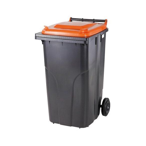 240 literes kerekes műanyag tetrapack hulladékgyűjtő