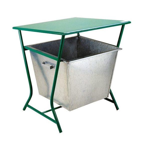 80 literes kültéri hulladéktároló