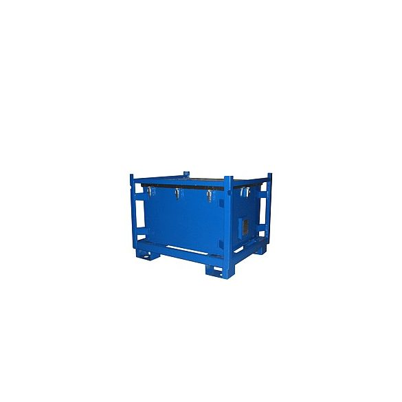 500 literes veszélyes hulladéktároló 1200x1000x910 mm