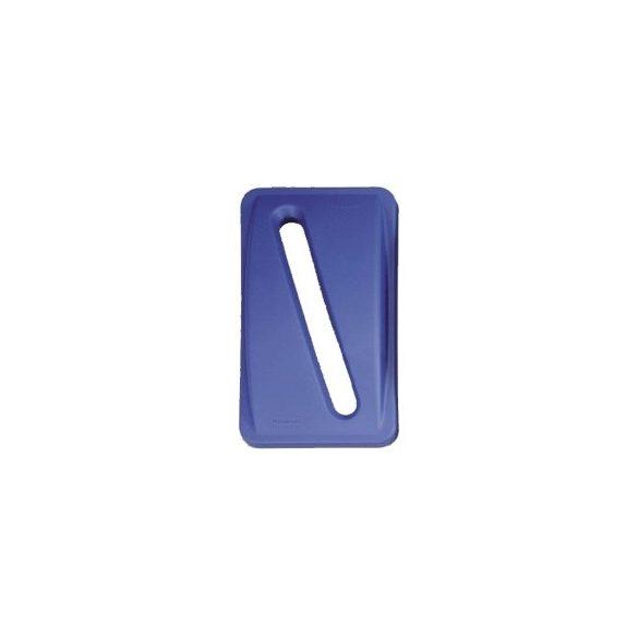 Fedél papírra - kék