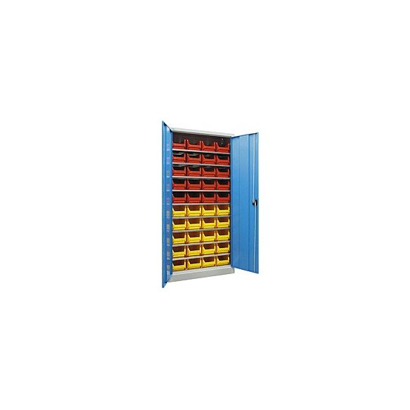 Műhelyszekrény, 950x400x1950 mm