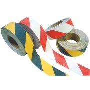 Csúszásgátló szalag fekete/sárga 50 mm