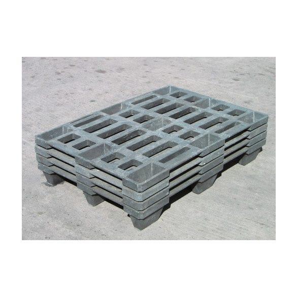 Stabil Plastic műanyag raklap, 1200x800x145 mm