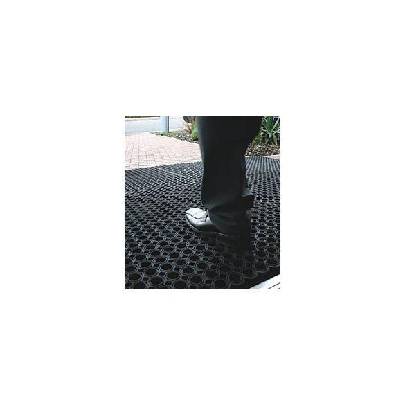 Lábtörlő-Ringmat Octomat, 400x600x17 mm