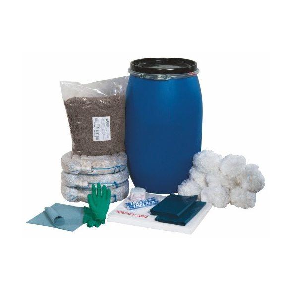 PHM3 közepes víztaszító hordós készlet