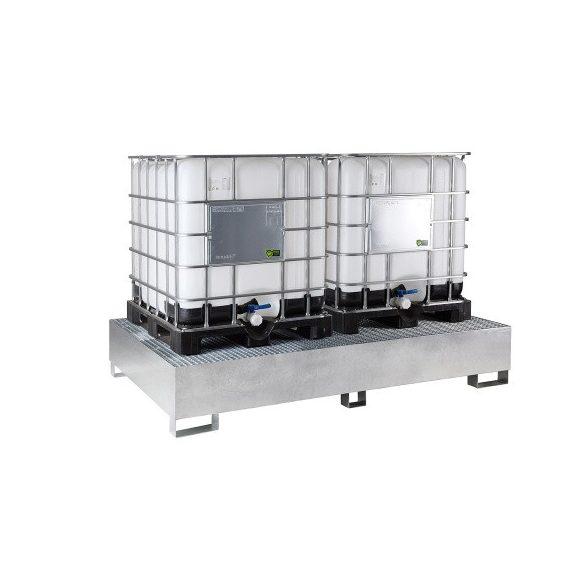 Gyűjtőkád, 1000 L, 2300x1500x400 mm