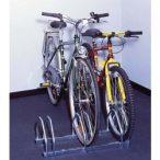 Kerékpártároló 3 állás-egyenes, 720x330x360 mm