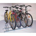 Kerékpártároló 5 állás-egyenes, 1320x330x360 mm