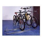 Kerékpártároló 5 állás-egyenes, 1600x400x450 mm