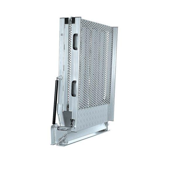 Összecsukható alumínium rámpa, 2250 mm
