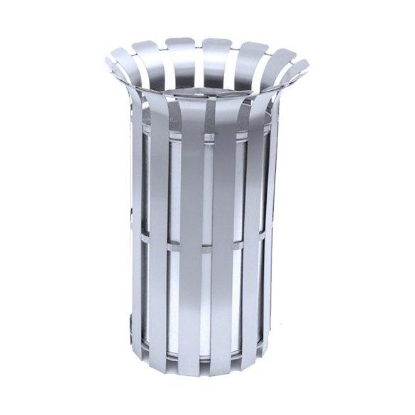 Tulipán hulladékgyűjtő, 55 L, 685x220x868 mm