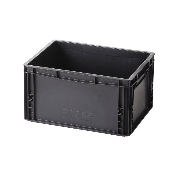 Műanyag tároló doboz 400x300x220 mm