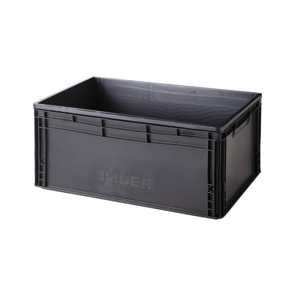 Műanyag tároló doboz 600x400x220 mm