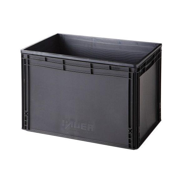 Műanyag tároló doboz 600x400x420 mm