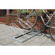 Kerékpárállvány, 1050x640x550 mm
