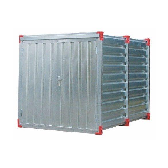 Tároló konténer 4000x2200x2200 mm