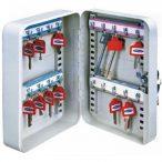 Kulcstároló szekrény, 10 kulcs tárolására