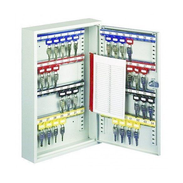 Kulcstároló szekrény, 100 kulcs tárolására