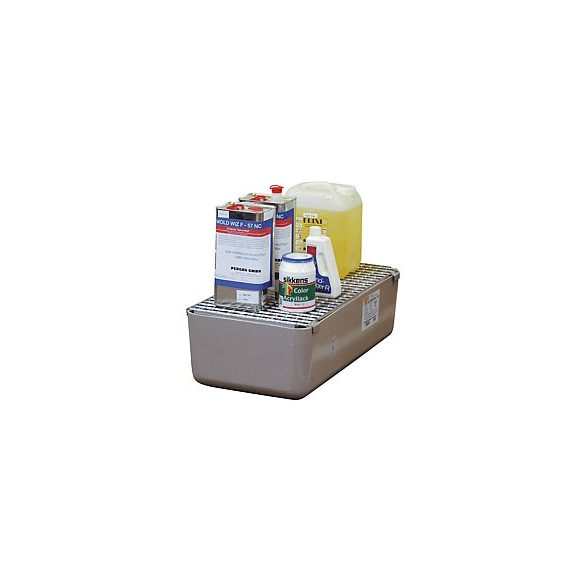 Műanyag gyűjtőkád, 420x820x240 mm, 65 L