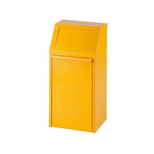 40 literes fém hulladékgyűjtő, 40 L, 320x280x700 mm