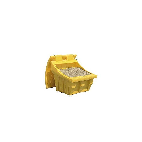 Tároló edény 50 l, 590x540x500 mm