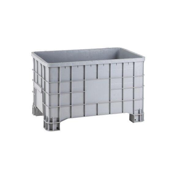 Műanyag konténer, 1000x640x650 mm