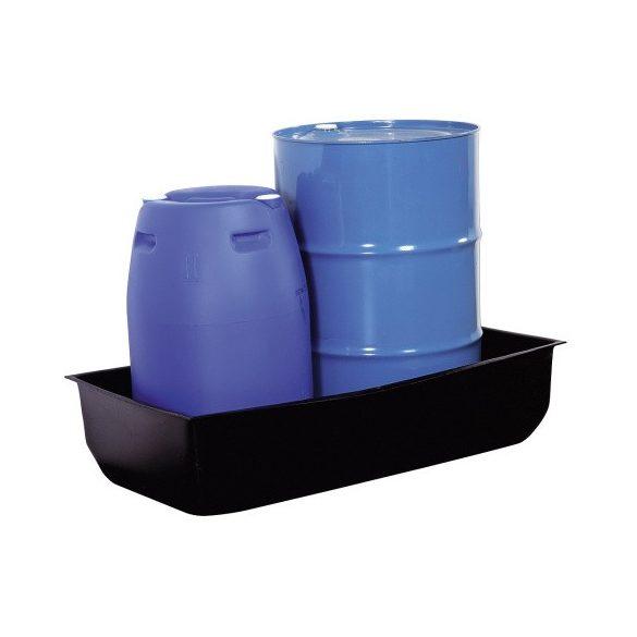 200 l műanyag gyűjtőkád, 600x1210x300 mm