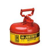 Justrite – 4 l biztonsági kanna I. típus, ø 241x279 mm