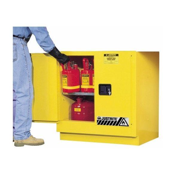 Biztonsági szekrény, 889x559x889 mm