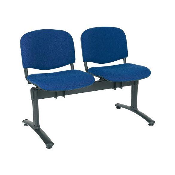 Kárpitozott konferencia szék-kettes