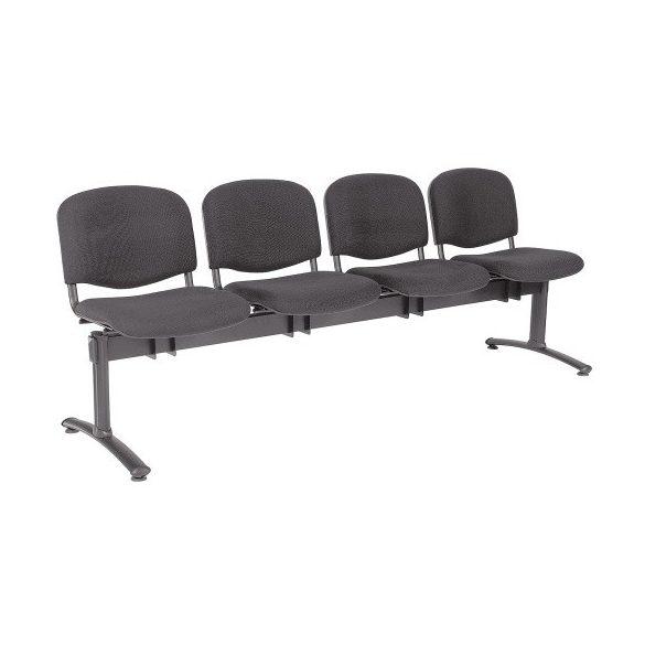 Kárpitozott konferencia szék-négyes