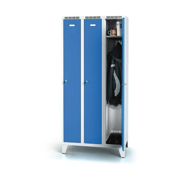 Öltöző szekrény, 900x500x1800 mm