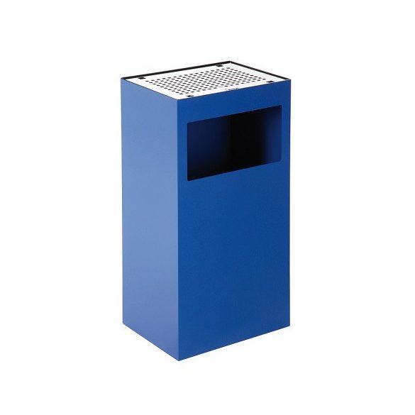ALFA 80 l fém hulladékgyűjtő, 390x290x760 mm