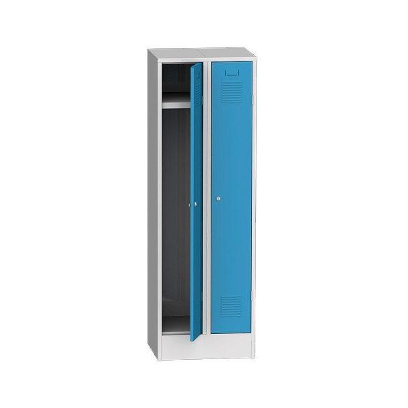Öltöző szekrény, 600x500x1850 mm