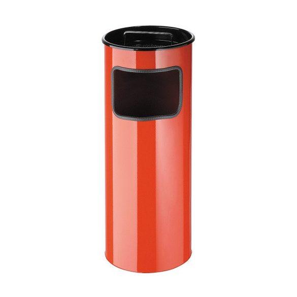 30 literes fém hamutartós hulladéktároló, Ø 250 x 620 mm