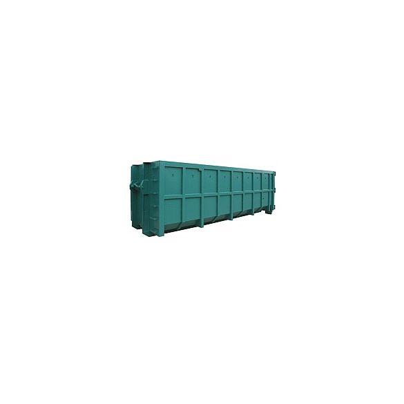 ABROLL típusú konténer többféle méretben, 6500 mm szélességben