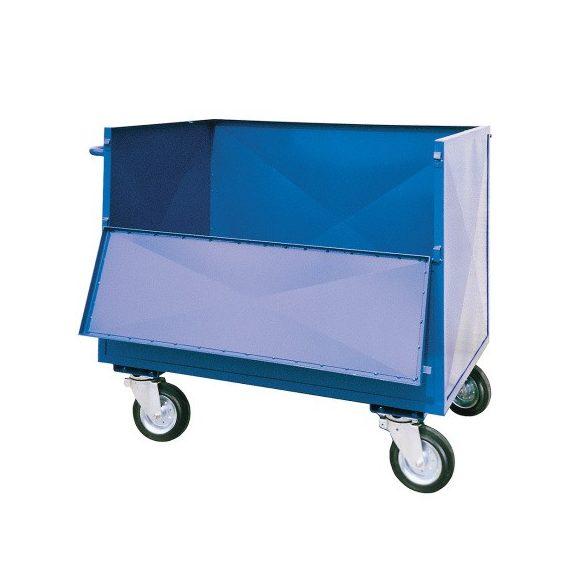 Műhely kocsi fedővel/fedő nélkül, 1200x800x1100 mm