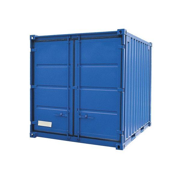 9 m³-es tároló konténer, 2438x2200x2260 mm